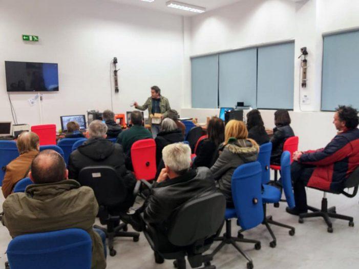 Το ΣΔΕ Καστοριάς στο Εργαστήριο Παραγωγής 3D στο ΤΕΙ Καστοριάς