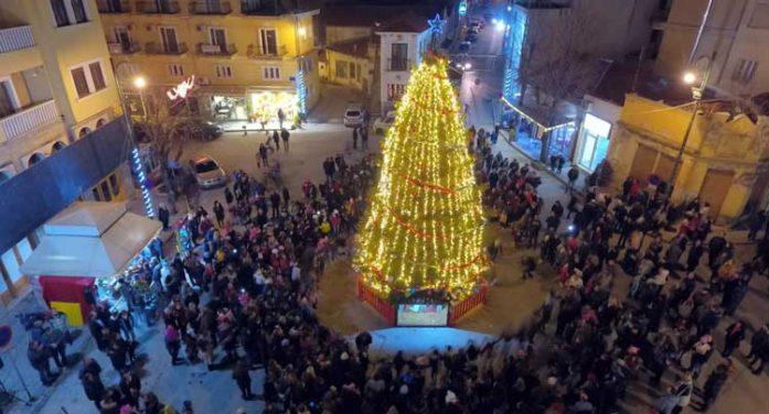 Δήμος Άργους Ορεστικού: Το εορταστικό πρόγραμμα των Χριστουγέννων