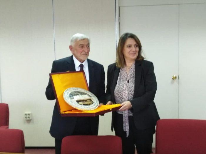 Συμμετοχή της Υφυπουργού του ΥΠΑΑΤ Ολυμπίας Τελιγιορίδου στην 1η σε Υπουργικό επίπεδο διμερή σύνοδο Ελλάδας και Παλαιστίνης