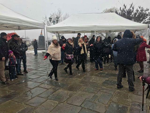 Η Μ. Αντωνίου στην εκδήλωση του Αστικού ΚΤΕΛ Νομού Καστοριάς