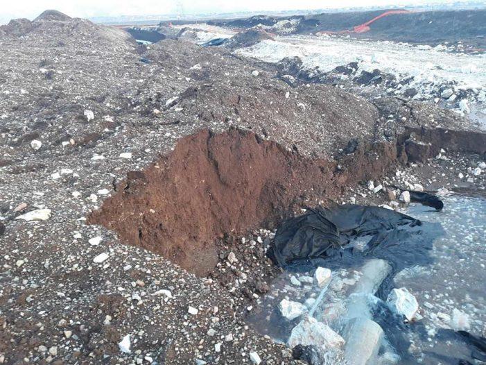 Άργος Ορεστικό: Βλάβη στον κεντρικό αγωγό ύδρευσης