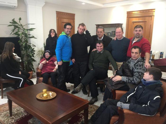 Τα παιδιά του Επιστημονικού  Συνδέσμου ΝΙΚΗ στην Περιφερειακή Ενότητα Καστοριάς
