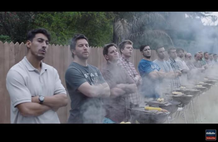 Η νέα διαφήμιση της Gillette «We Believe»