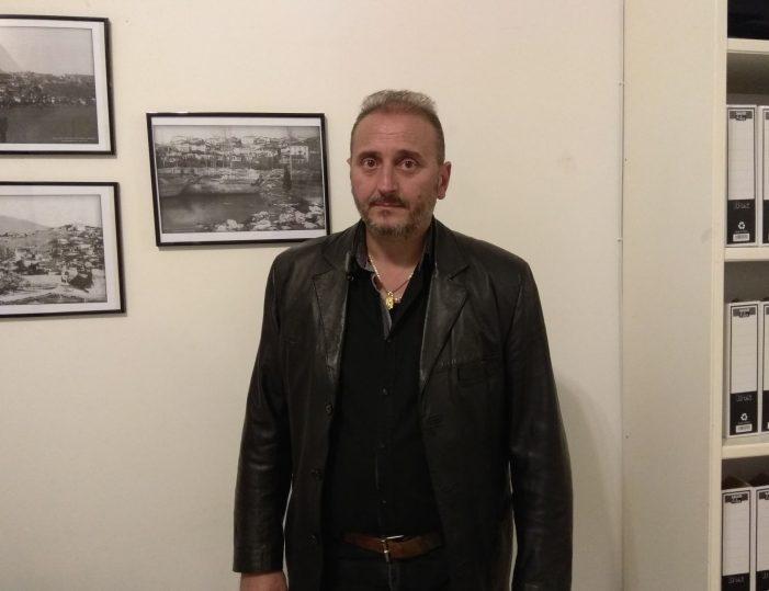 Δημήτρης Παπαθωμάς: Υποψήφιος δημοτικός σύμβουλος Καστοριάς