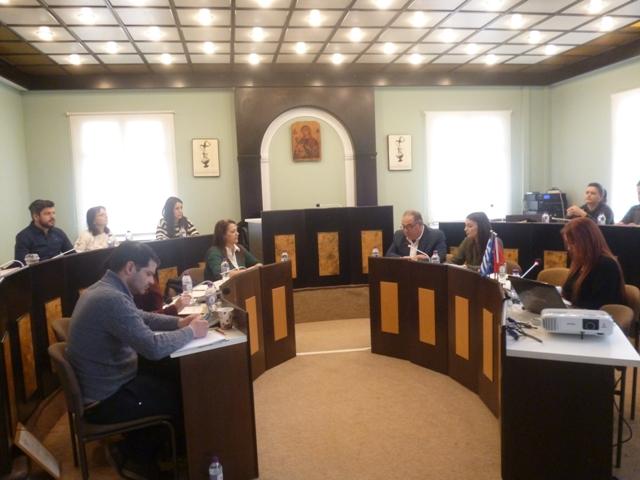 """Πρόγραμμα ενίσχυσης της επιχειρηματικότητας και της ανταγωνιστικότητας από τον Δήμο Άργους Ορεστικού, ως επικεφαλής εταίρος του """"Business Clubs"""""""