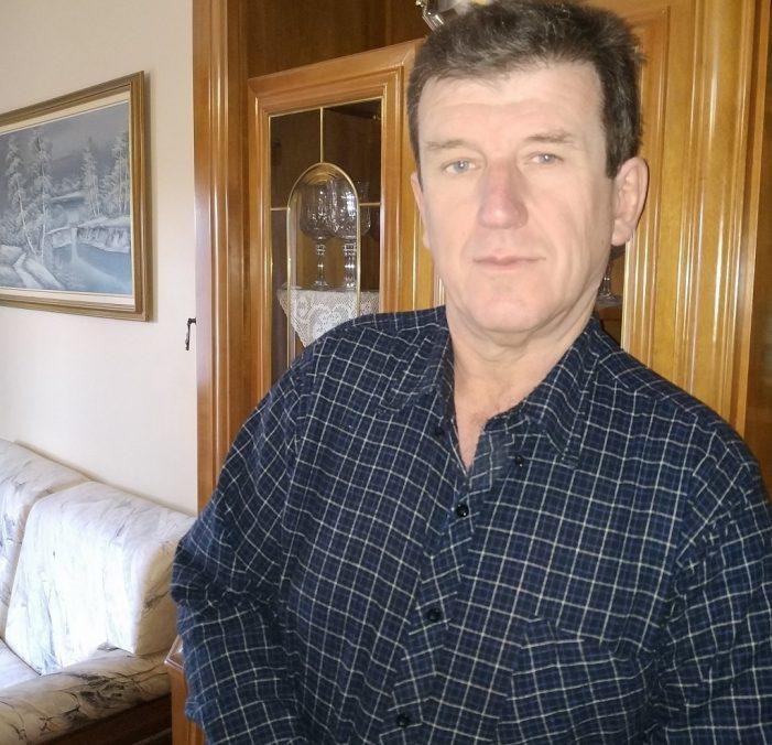 Θόδωρος Δ. Ζήσης: Υποψήφιος δημοτικός σύμβουλος Καστοριάς