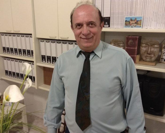 Ο Γιώργος Ρεσίνης υποψήφιος δημοτικός σύμβουλος Καστοριάς