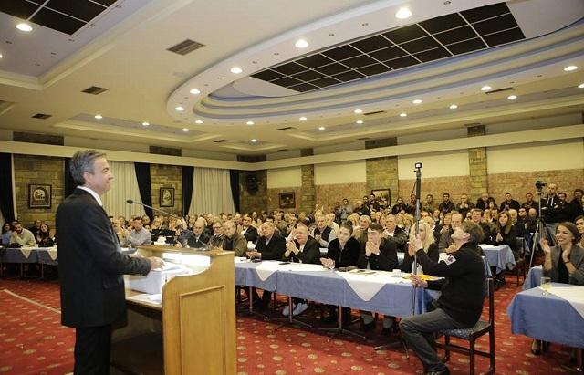 Καθημερινά νέοι υποψήφιοι Δημοτικοί Σύμβουλοι συμμαχούν με τον Γιώργο Πετκανά για τον Δήμο Καστοριάς