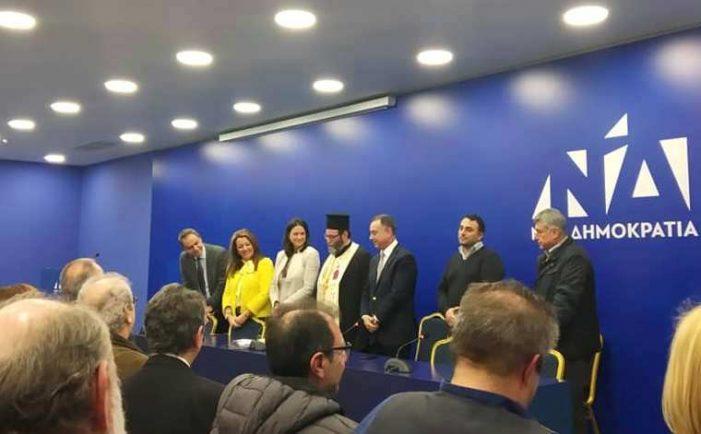 Η Μαρία Αντωνίου στην πρώτη σύσκεψη της Ολομέλειας του Τομέα Παιδείας, Έρευνας και Θρησκευμάτων