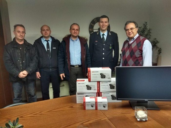 Ένωση Αστυνομικών Υπαλλήλων Καστοριάς: Ευχαριστήριο προς DTS