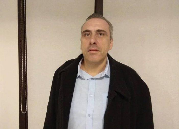 Νίκος Γερονίκος: Υποψήφιος Δημοτικός σύμβουλος Καστοριάς