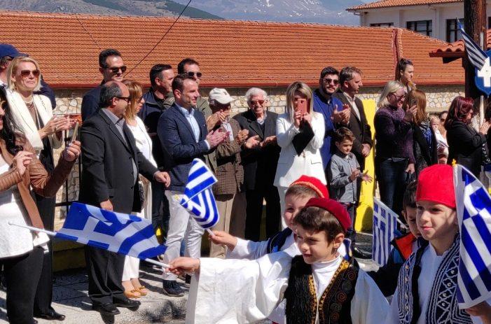 Στην Κορησό ο Γιάννης Κορεντσίδης για τις εορταστικές εκδηλώσεις της 25ης Μαρτίου