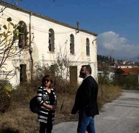 Ολυμπία Τελιγιορίδου : Ξεκινάει η ανέγερση Αστυνομικού Μεγάρου στην Καστοριά