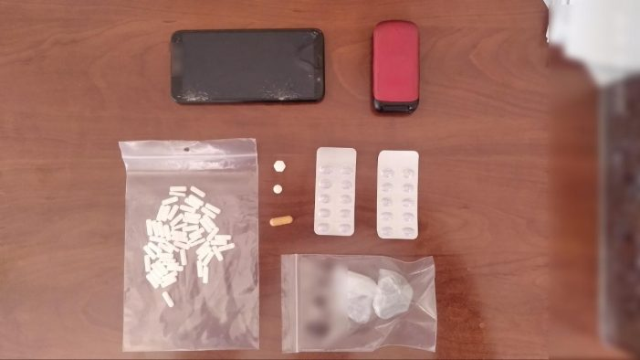 Σύλληψη 38χρονου ημεδαπού για διακίνηση ναρκωτικών ουσιών σε περιοχή της Καστοριάς