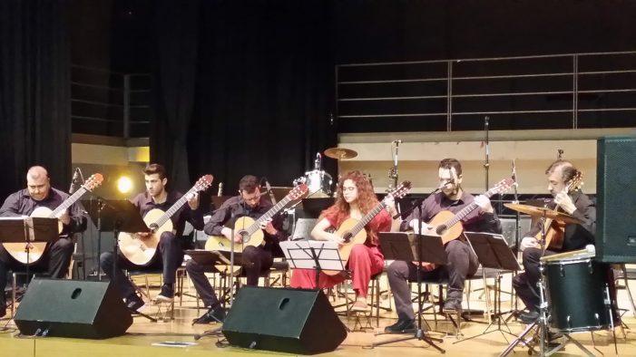 Στο Φεστιβάλ Μακεδονίας ο Γιώργος Παπαδόπουλος & το Apollon Guitar Ensemble