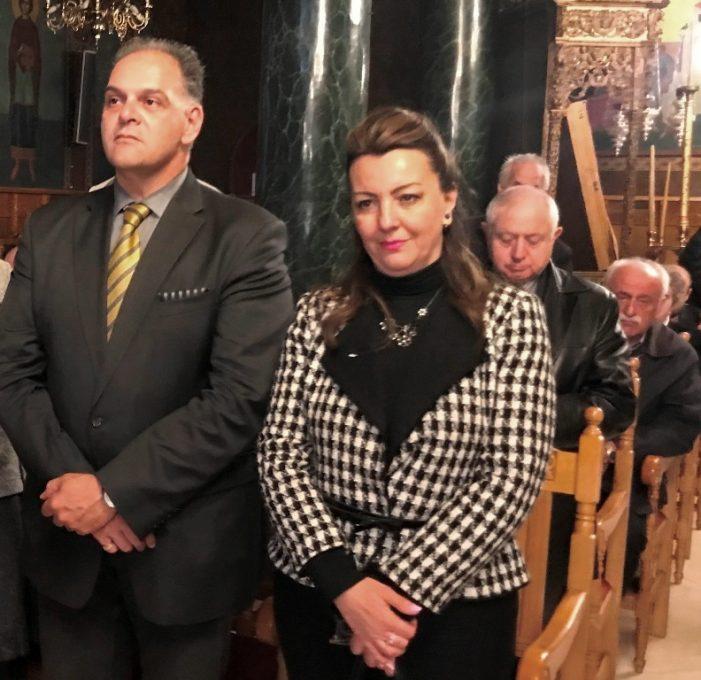 Η Μαρία Αντωνίου σε εκδηλώσεις
