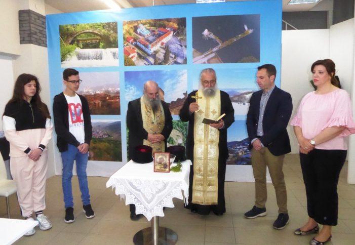 Τελετή Αγιασμού στο εκλογικό κέντρο του Γιάννη Κορεντσίδη