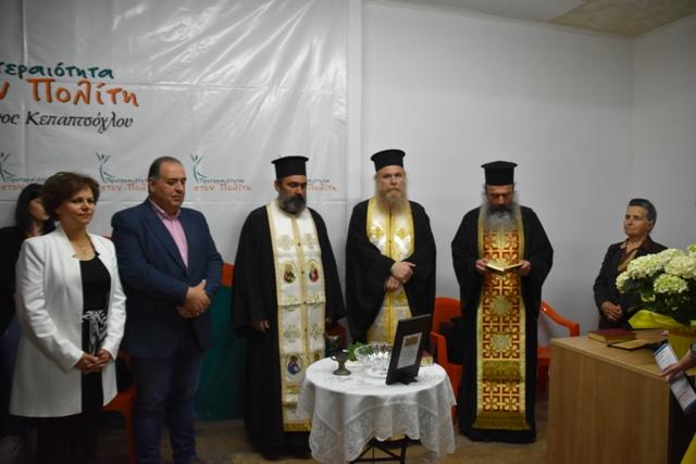 Έναρξη λειτουργίας του εκλογικού κέντρου του Συνδυασμού «Προτεραιότητα στον Πολίτη»
