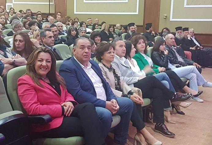 Η Μ. Αντωνίου σε εκδηλώσεις για την Ημέρα Γενοκτονίας των Ελλήνων του Πόντου