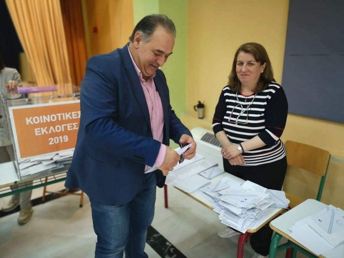 Τελικά αποτελέσματα Δημοτικών εκλογών Δήμου Άργους Ορεστικού