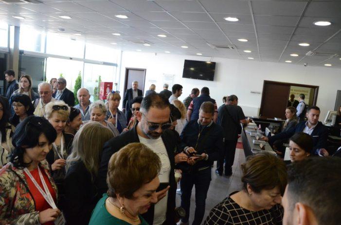 Κλίμα αισιοδοξίας στην 44η Διεθνή Έκθεση Γούνας Καστοριάς