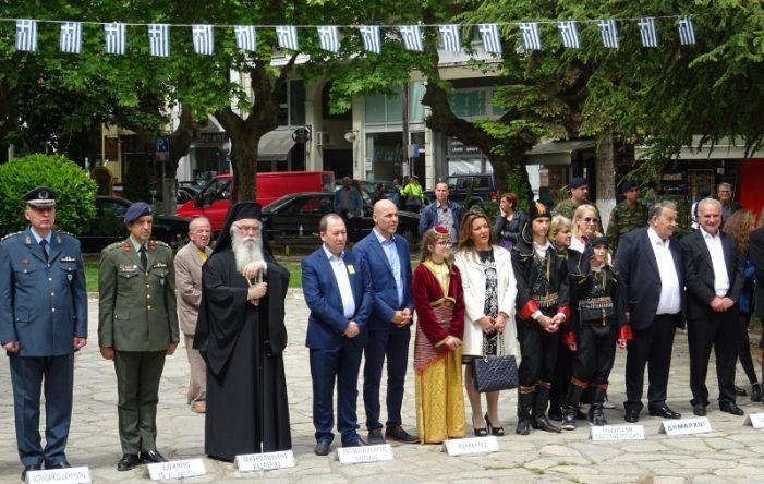 Ο Α. Αγγελής σε εκδηλώσεις για την Ημέρα Μνήμης της Γενοκτονίας των Ελλήνων του Πόντου