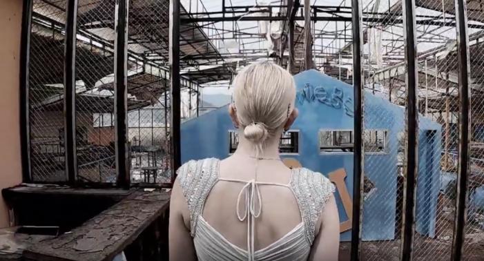 «Ghosts of a Luscious Past» ένα βίντεο από την Καστοριά