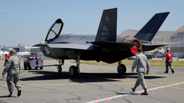 ΗΠΑ: Εξετάζουν την αναστολή εκπαίδευσης των Τούρκων χειριστών F-35
