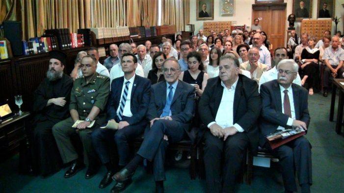 Επίσκεψη του Δημάρχου Καστοριάς στον Δήμο Χίου