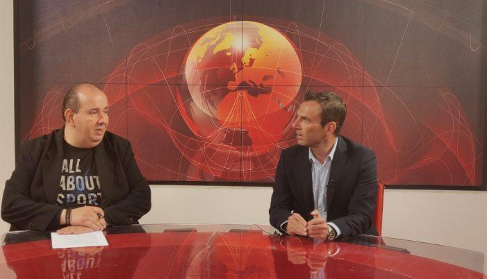 Συνέντευξη του Γιάννη Κορεντσίδη στο West