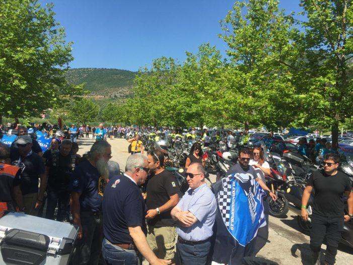 Με απόλυτη επιτυχία ολοκληρώνεται το 38ο FIM Motocamp στο Νεστόριο Καστοριάς