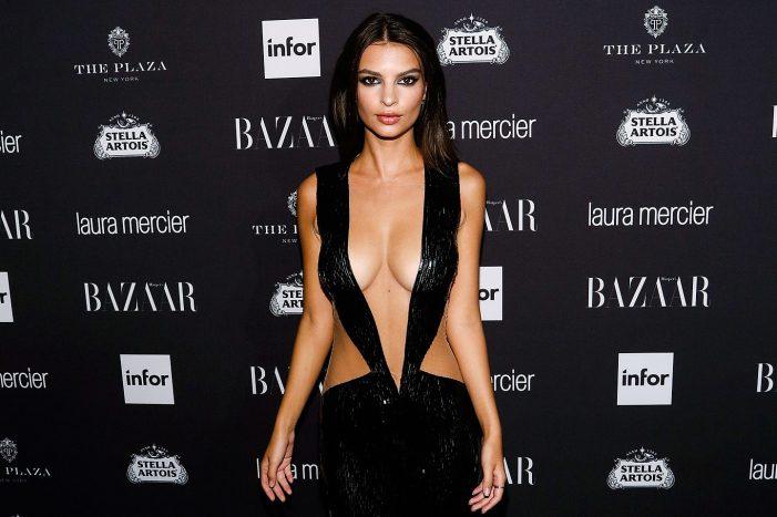 Η σέξι ανάρτηση της Έμιλι Ραταϊκόφσκι στο Instagram για τα γενέθλιά της