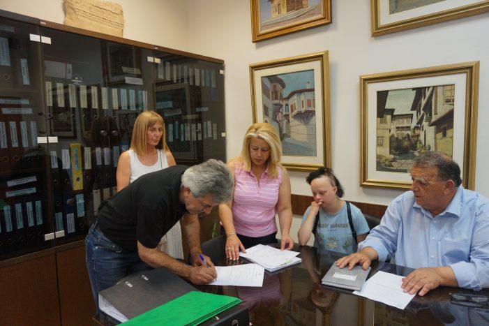 Δήμος Καστοριάς: Υποτροφία προς την Μαρία Νίτσα