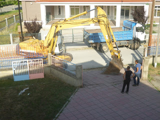 Ανακατασκευή του 4ου Δημοτικού Σχολείου Άργους Ορεστικού