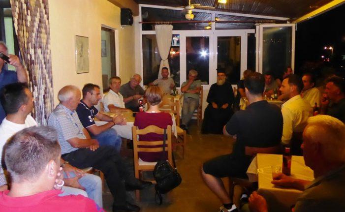 Γιάννης Κορεντσίδης: «Στέλνουμε, για μία ακόμη φορά, μήνυμα  σκληρής δουλειάς και προοπτικής για τον τόπο μας»