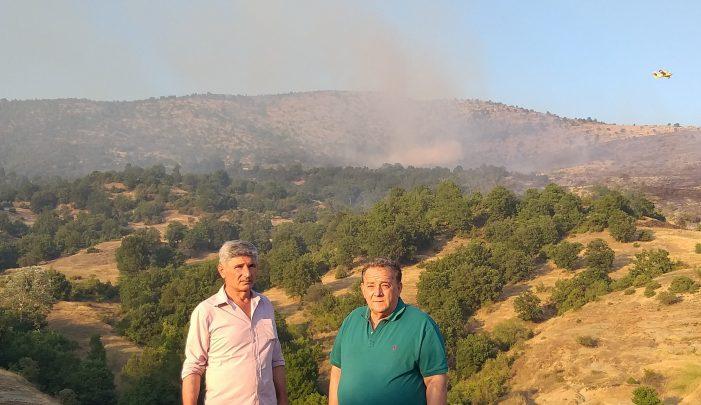 Ευχαριστήριο Δημάρχου Καστοριάς προς Πυροσβεστικό Σώμα