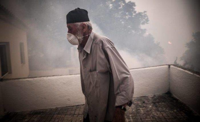 Μεγάλη φωτιά στην Εύβοια: Εκκενώνεται και τρίτο χωριό