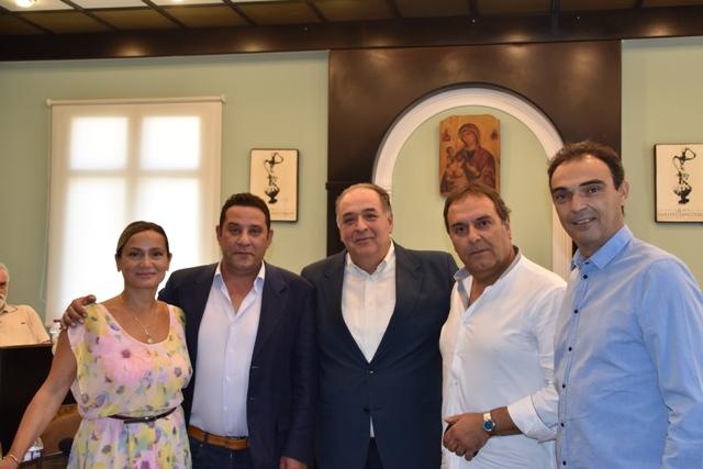 Το νέο Προεδρείο και οι Νέοι Αντιδήμαρχοι του Δήμου Άργους Ορεστικού