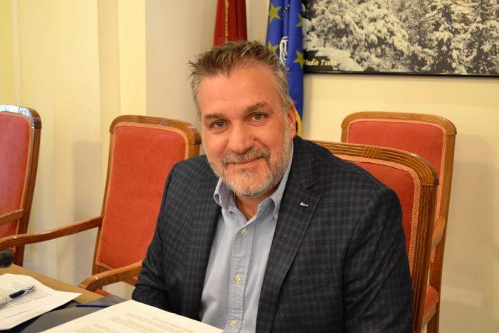 Η ομιλία του νέου Προέδρου του Δημοτικού Συμβουλίου Καστοριάς, κ. Κίμωνα Μηταλίδη