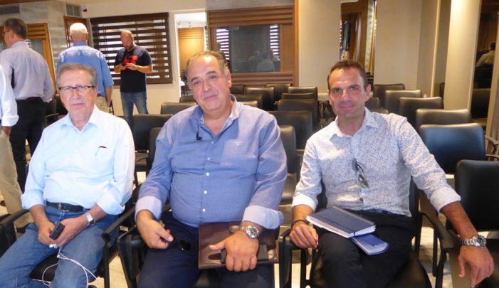 Στη συνεδρίαση της Περιφερειακής Ένωσης Δήμων Δυτικής Μακεδονίας, ο Δήμαρχος Καστοριάς, Γιάννης Κορεντσίδης