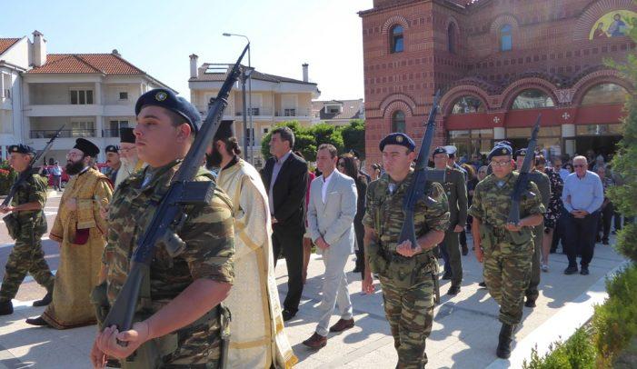 Ο Δήμαρχος Καστοριάς, Γ. Κορεντσίδης στις Εκδηλώσεις για την Ημέρα Εθνικής Μνήμης Γενοκτονίας του Ελληνισμού της Μικράς Ασίας