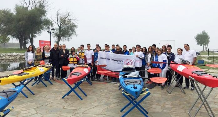 Special Olympics Hellas στην Καστοριά