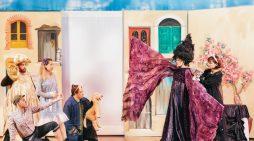 Η παράσταση «Το Γαλάζιο Πουλί» στο Άργος Ορεστικό από την Παιδική Σκηνή του Νέου Θεάτρου Θεσ/νίκης