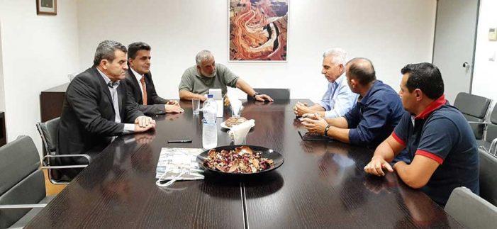 Στην Αθήνα ο Αντιπεριφερειάρχη Καστοριάς για  προώθηση θεμάτων της ΛΑΡΚΟ