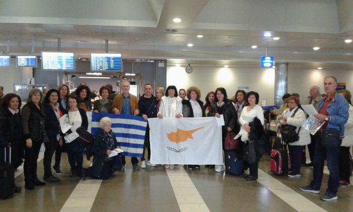 Με απόλυτη επιτυχία ολοκληρώθηκε η επίσκεψης της «Ορεστίδος» στην Κύπρο