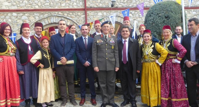 """Η ανάρτηση με το μήνυμα του Δημάρχου Καστοριάς, για την εντυπωσιακή """"αναπαράσταση"""""""