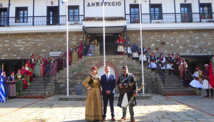 Το μήνυμα του του Γιάννη Κορεντσίδη για την 107η Επέτειο Απελευθέρωσης της πόλης