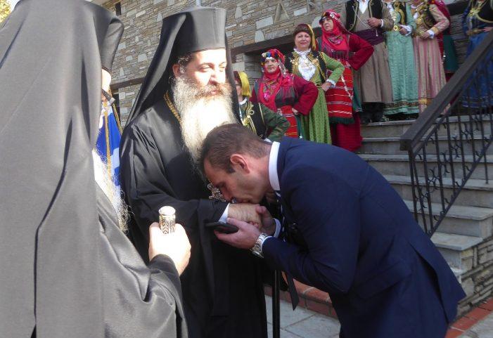 Το μήνυμα του Δημάρχου Καστοριάς για την ενθρόνιση του κ. Συμεών