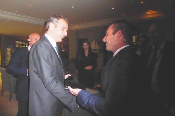 """Ο Δήμαρχος Καστοριάς, Γιάννης Κορεντσίδης στο κορυφαίο οικονομικό και πολιτικό γεγονός """"Thessaloniki Summit 2019"""""""