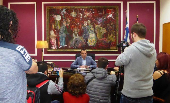Γιάννης Κορεντσίδης για την αύξηση των τελών